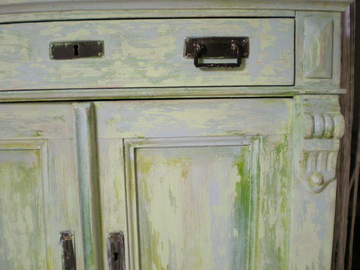 By far, my most beautiful cupboard!