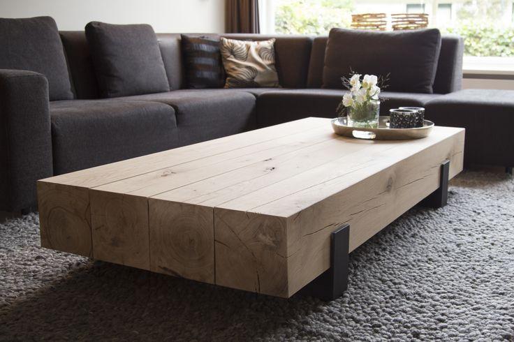 salontafel hout - Google zoeken