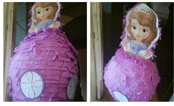 Piñata Princesa Sofia. 20$