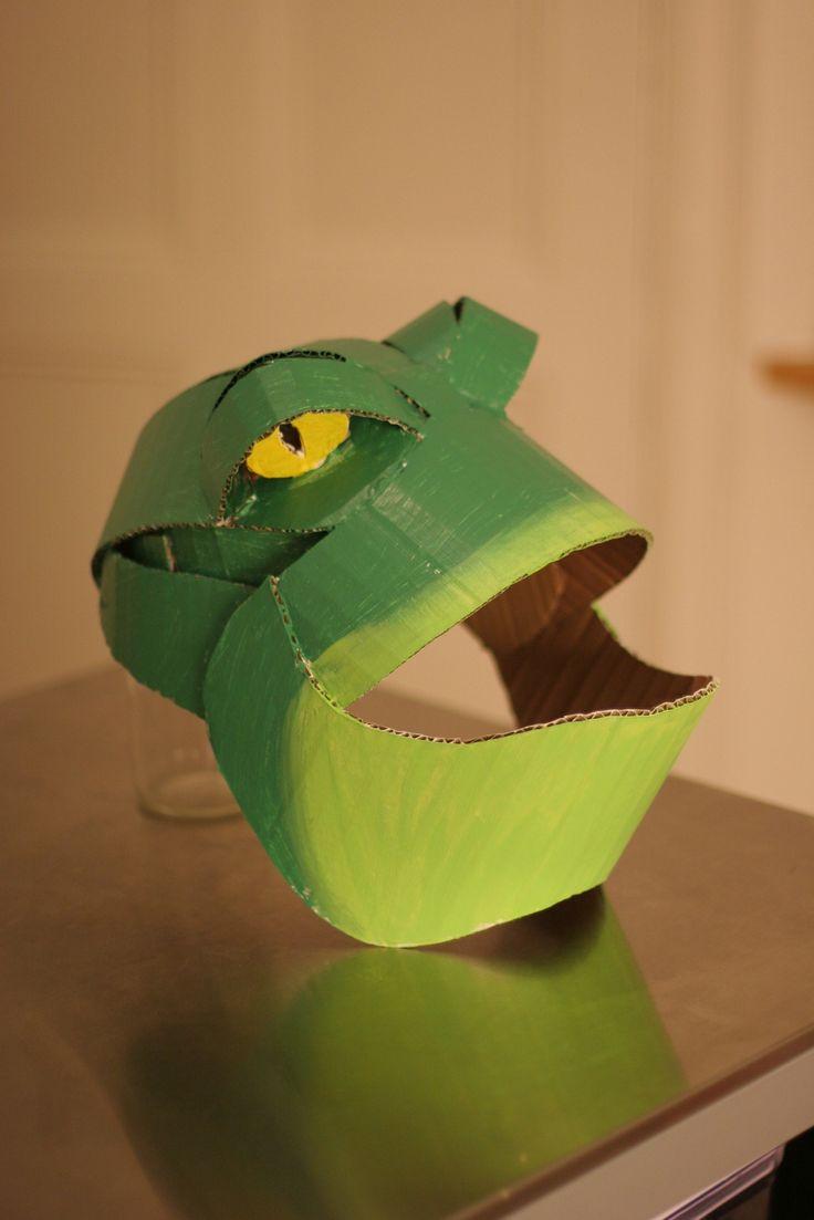 Frog mask | Flickr - Photo Sharing!