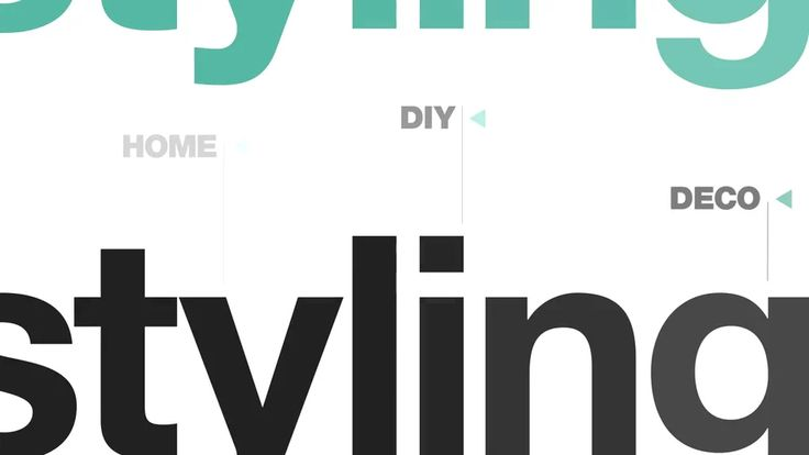 Living & Style_Title on Vimeo