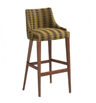 upholstered wooden kitchen stools uk - Google Search