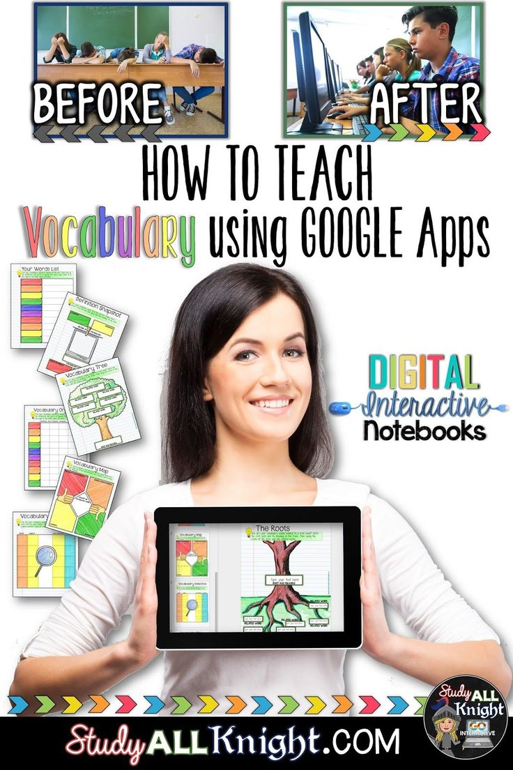 Are you wondering how to build vocabulary lessons using digital interactive notebooks and Google Apps? Look no further! This article has everything you'll need for your 4th, 5th, 6th, 7th, 8th, 9th, 10th, 11th, or 12th grade students! Find out how one digital document can make boring vocabulary instruction meaningful, fun, AND engaging! Upper elementary, middle school, and high school students will all benefit from this amazing resource!