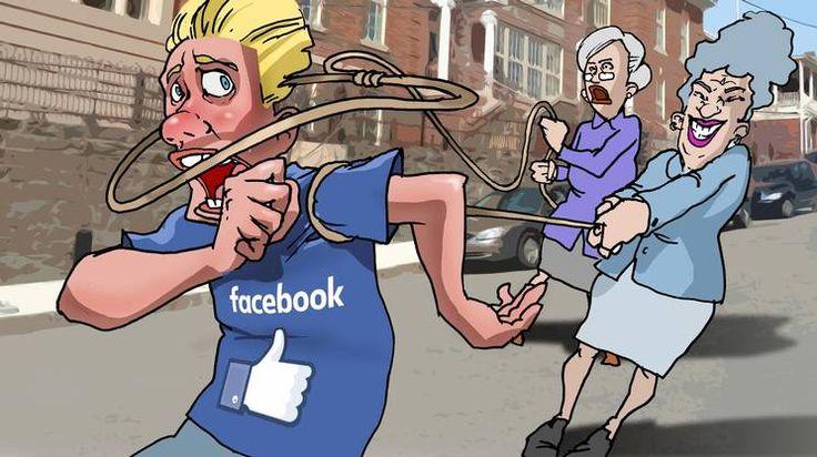 """Facebook, in Svizzera è di moda la """"truffa delle vecchiette"""" - Tvsvizzera.it - La televisione svizzera per l'Italia"""