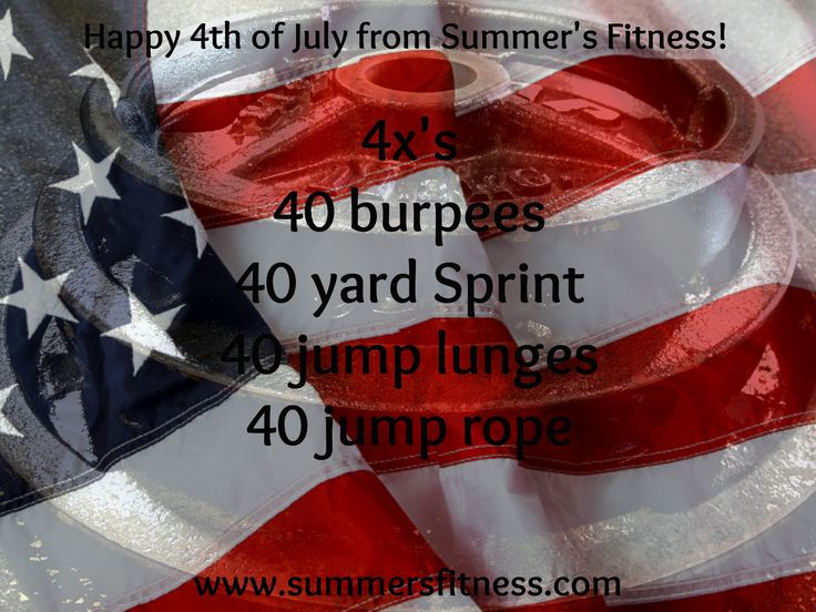 4th of july workout music