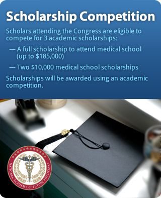 Medical Tuition Scholarship Information #National_Academy_of_Future_Medical_Physicians_and_Medical_Leaders #Congress_of_Future_Medical_Leaders #National_Academy_of_Physicians