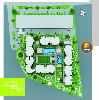 Mirador de los Andes #Ibagué 6 torres, 2 tipos de #apartamentos (Tipo A de 53.98 m2 y 2 tipo B de 69.84 m2), 2 ascensores, 2 escaleras y parqueaderos exclusivos en cada torre; zonas comunes y comerciales. ¡Te esperamos en nuestra sala de ventas! Barrio Berlín Calle 93 No. 17 Sur 40 sobre la vía Mirolindo #naturaleza! #apartamentos #Ibagué #Colombia #arquitectura #diseñoarquitectonico #construcción #natural