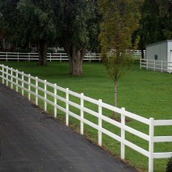 My sister recently mentioned that she wants to get a vinyl fence put up around her yard.  I've seen the way her current fence looks, and I can't blame her for wanting to upgrade.  Hopefully she'll be able to get that taken care of once the weather clears up a bit.