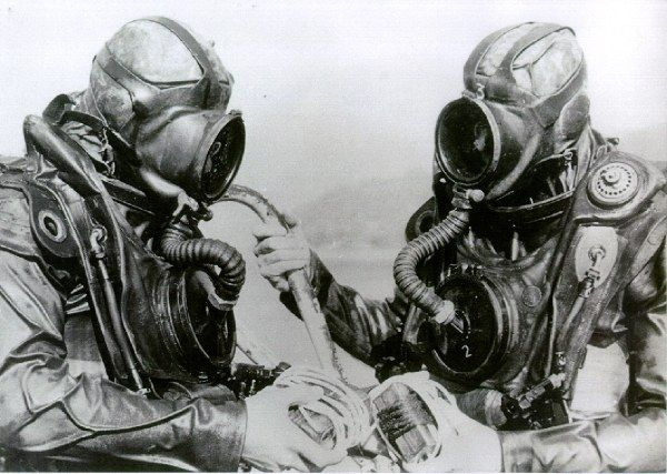 75 best images about frogmen on pinterest - Navy seal dive gear ...