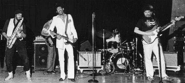 Jimmie Smith, Blues Guitarist - Photos 1980's