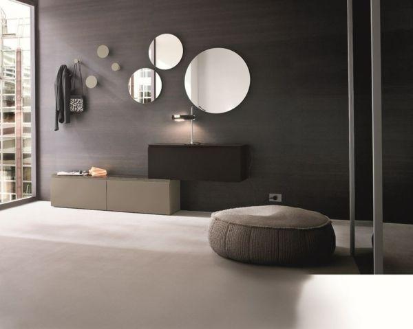 78 best ideen zu wandspiegel rund auf pinterest rundspiegel esszimmer spiegel und spiegel. Black Bedroom Furniture Sets. Home Design Ideas