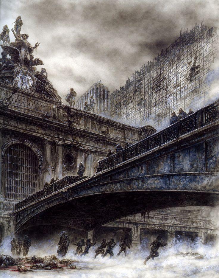 Luis Royo - Malefic Time. Apocalypse