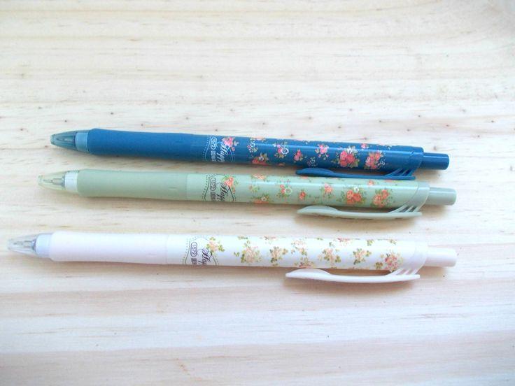 Bolígrafos Vintage