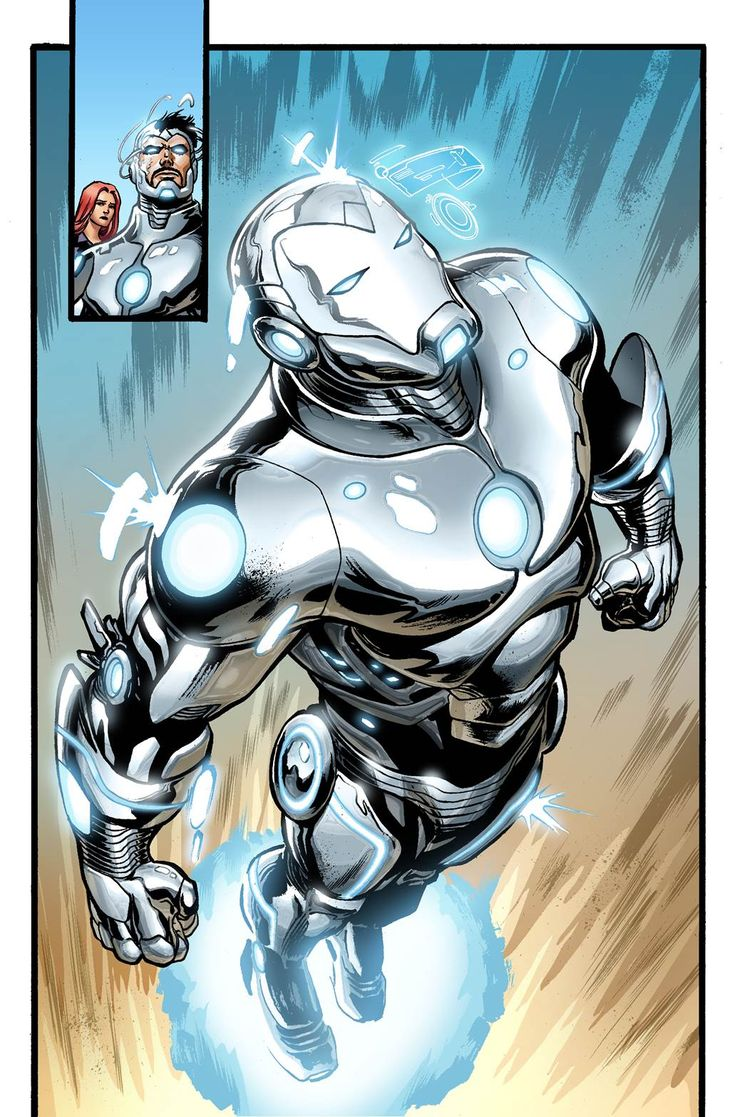 Superior Iron Man 1 preview 3