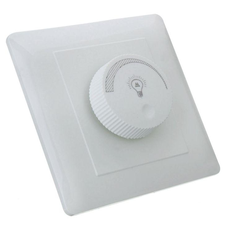 Brillo Controlador AC220V 300 W Controlador LED Dimmer Para LED Luces de Ajuste