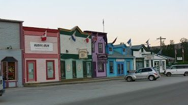 Dawson City-Main Street