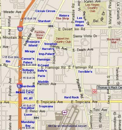 12 best Las Vegas Maps images on Pinterest  City maps Las vegas