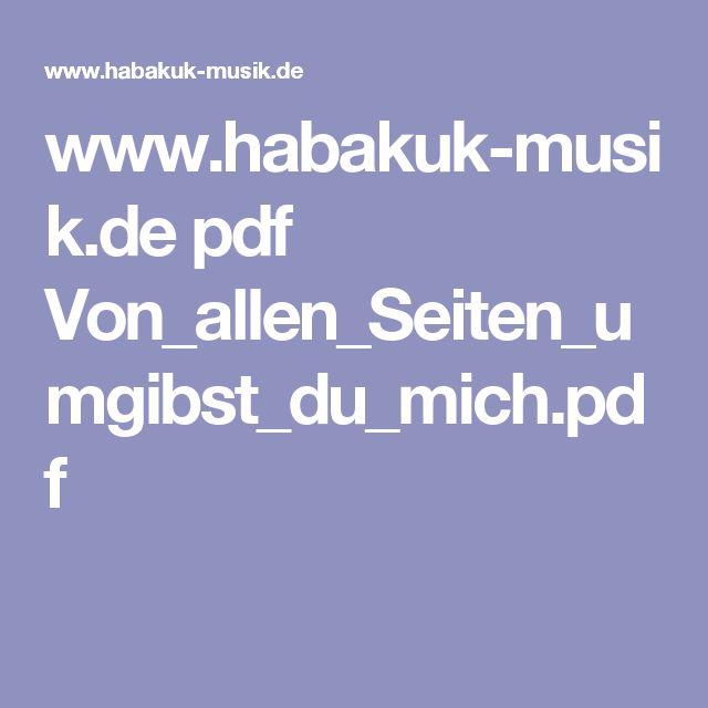 www.habakuk-musik.de pdf Von_allen_Seiten_umgibst_du_mich.pdf