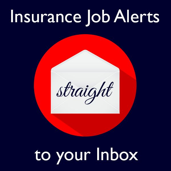 Do you receive our Insurance Job Alerts? Jobs that match your qualifications – straight to your inbox. Sign up here! http://thebestirs.co/2d9lfgG
