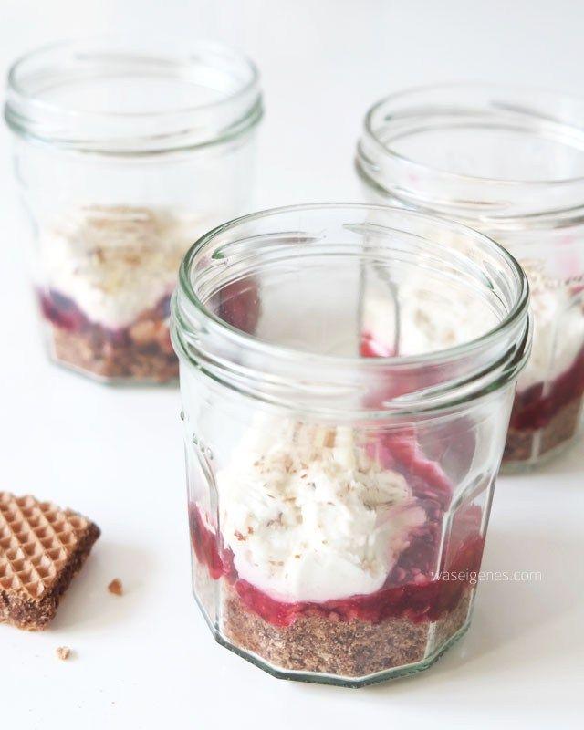 Hanuta Dessert | Rezept | waseigenes.com