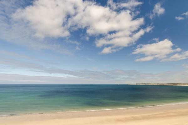 Carbis Bay in September. #StIves #Cornwall