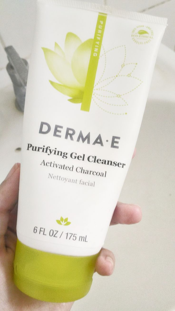 Mini Review: Derma E Purifying Gel Cleanser