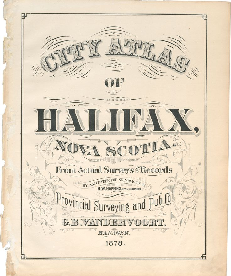 Nova Scotia Archives - Historical Maps of Nova Scotia