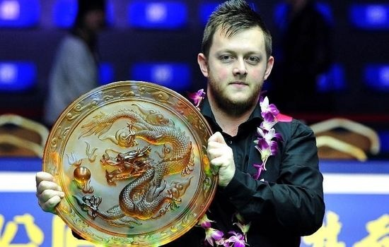 Mark Allen, Haikou World Open 2013 Champion, Mark Allen 10-4 Matthew Stevens