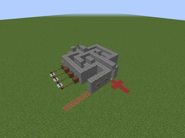 Student created tutorial: How to Make a Timed #Minecraft Maze with #redstone #stuvoice