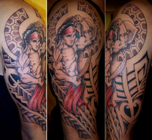 lapu lapu tattoo noypi ug bisdak pinterest tattoos