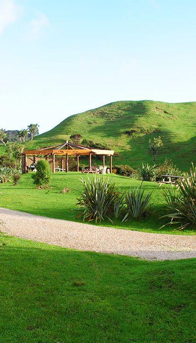 Whaririki Beach Holiday Park, New Zealand South Island Lose up to 40 lbs in 60-days at: www.TexasTrim.net