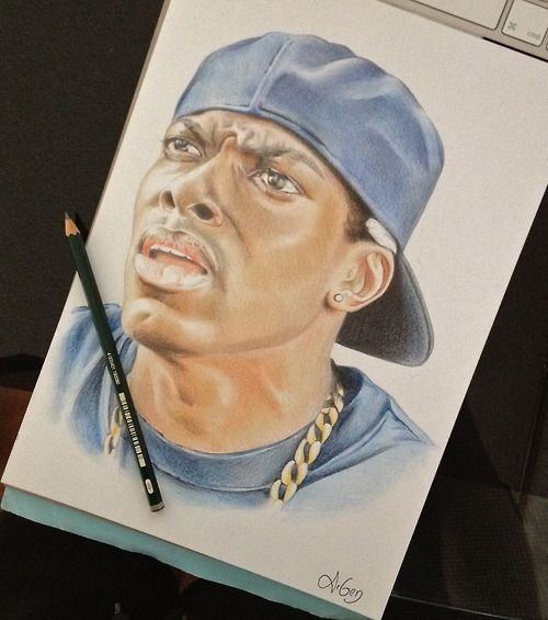 swag drawing dope pencil supreme draw artist Ice Cube Friday paint chris tucker rush hour smokey pencildrawing christucker