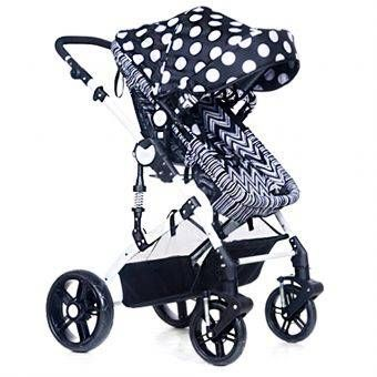 Alpha Multi Functional Baby Stroller and Prams