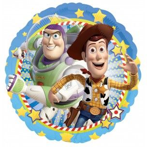 Ballon hélium Toy Story