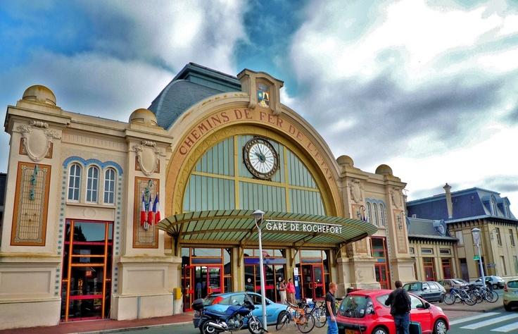 Gare SNCF de Rochefort