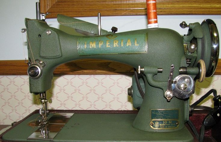 A pictorial overview of the Husqvarna Class 10 sewing machine.