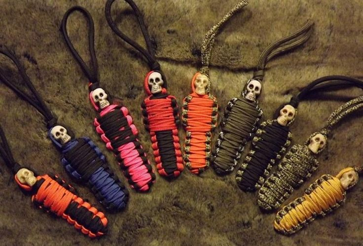 17 best images about holiday paracord on pinterest for Things made out of paracord
