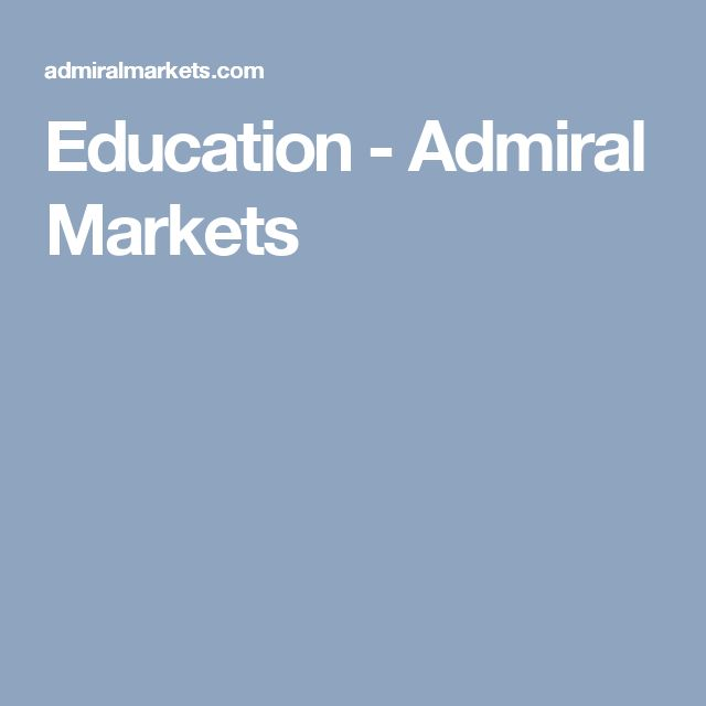 Education - Admiral Markets