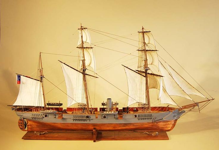 css alabama model ship from port quarter starboard beam
