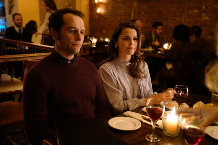 Keri Russell and Matthew Rhys on filming Season 5 of The Americans.