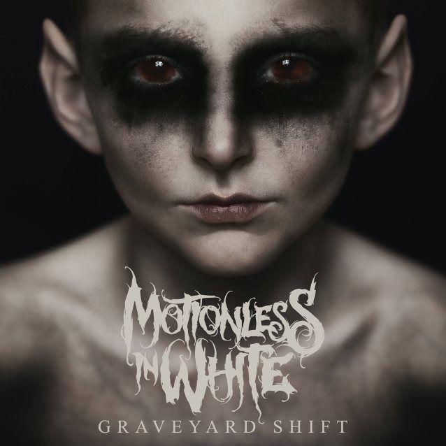 Motionless In White - Graveyard Shift (2017) <Nu Metal> <Industrial Metal> <Metalcore> <Gothic Metal>