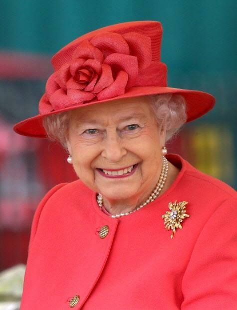2015-03-07 Queen of England
