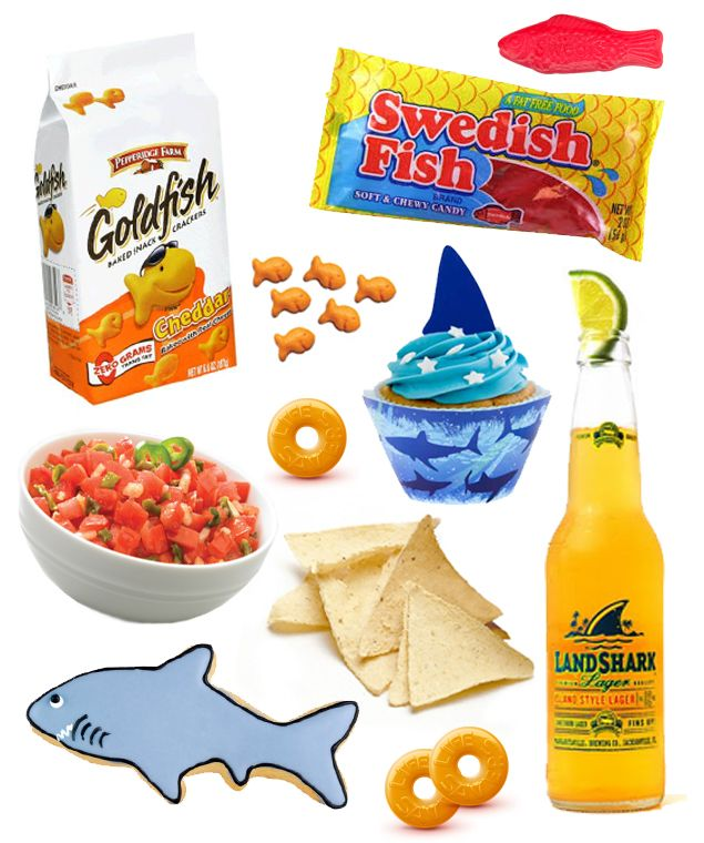 How To Throw An Epic Shark Week Party