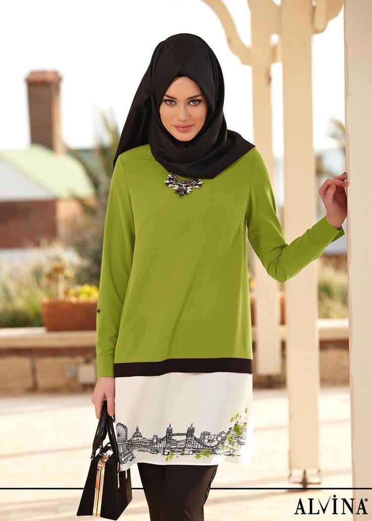 Yoğun talep üzerine 4734 Mini Burble Tunik stoklarımız güncellenmiştir.. #alvina #alvinamoda #alvinaforever #hijab #hijabstyle #tesettür #fashion #stylish #newseason #tunik
