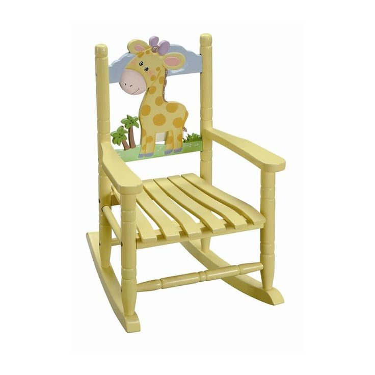 Teamson Safari Rocking Chair-Giraffe (W-8339A) Choose from two charming designs for our strong, sturdy rocking chair. Whether a funny giraffe with big ears or a zebra with a friendly smile, you ll inspire your child s creativity with fun and origi http://www.MightGet.com/march-2017-1/teamson-safari-rocking-chair-giraffe-w-8339a-.asp