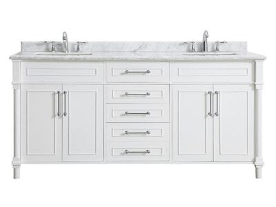 Bathroom Vanities - The Home Depot | 72 inch bathroom ...