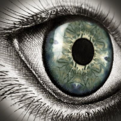 Aperçu de la prochaine collection - MM•Marion Martigny - eye drawing dessin gravure engraving ink encres watercolor graphic oeil iris pupille globe oculaire ocular ball