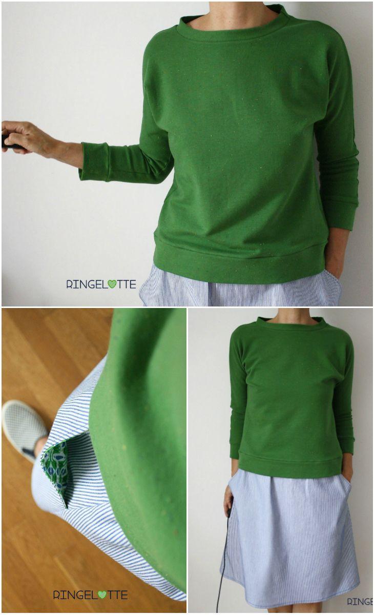 Rock und Shirt ANNALISA von schnittchen