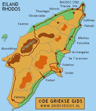 Rhodos, ik wil nooit meer naar griekenland