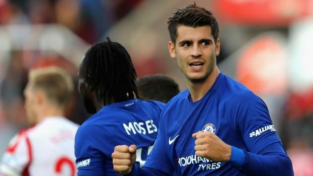 Morata warned by Chelsea team-mate Courtois to expect frosty Atletico reception
